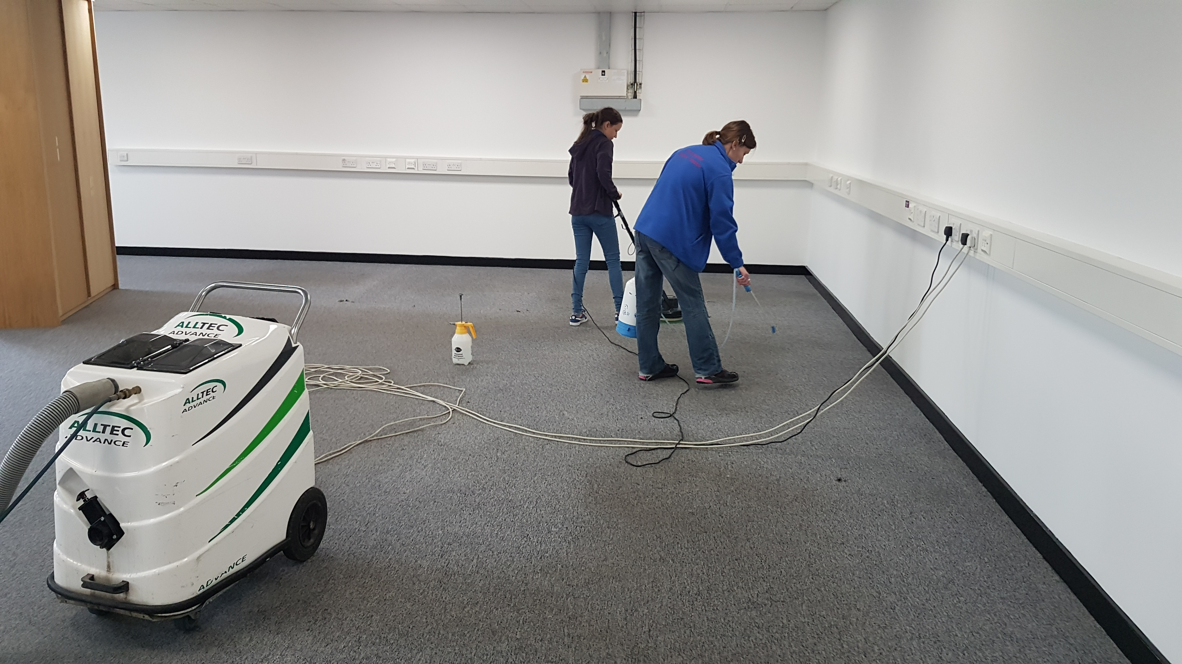 Carpet Cleaning Website