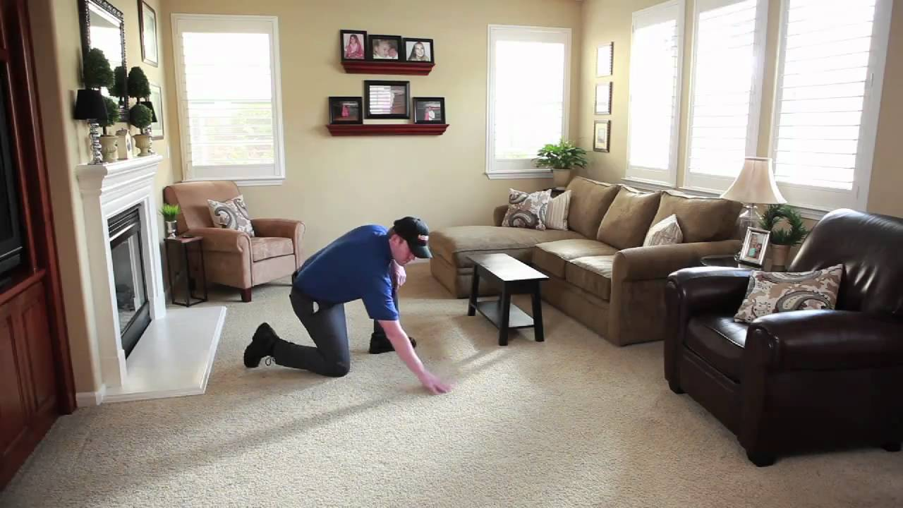 Affordable Carpet Cleaning Website